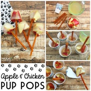 FrugalCouponLiving Pup Pops