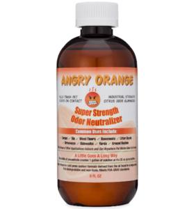 Angry Orange Pet Odor Neutralizer