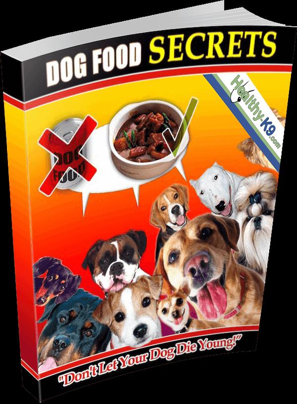 dog food secrets book