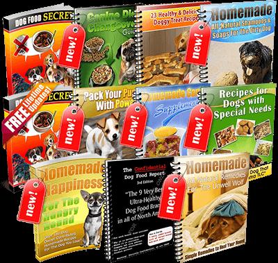 dog food secrets package